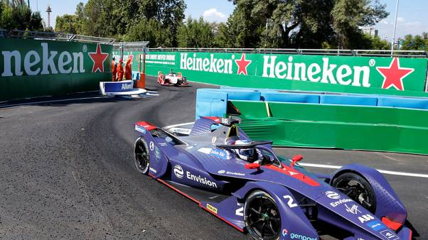 Mortara wins Formula E's 50th race after Bird demoted