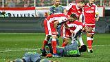 Allemagne: tollé après des insultes antisémites lors d'un match de football