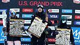Ski freestyle: victoire et 2e globe consécutif pour Cassie Sharpe