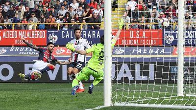 Serie A: Bologna-Cagliari 2-0