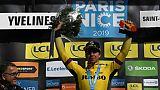 Paris-Nice: victoire de Groenewegen dans la 1re étape