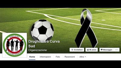 """Juve:  ultrà Drughi """"sostegno a squadra"""""""