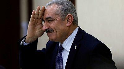 Abbas picks loyalist Shtayyeh as Palestinian prime minister