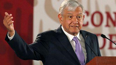 Popularity sky-high, Mexico's president runs a one-man show