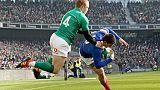 Six nations: le XV de France sombre en première période en Irlande 19-0