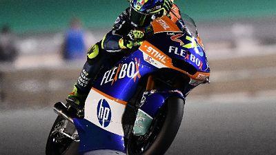 Moto: Qatar, Baldassarri vince in Moto2