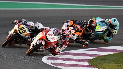 Qatar: giapponese Toba vince in Moto3