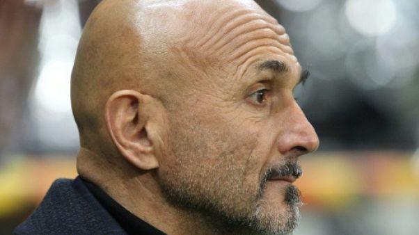 Italie: l'Inter Milan est prête pour le Derby