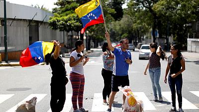 Nerves fray, tempers flare as Venezuela blackout hits fourth day