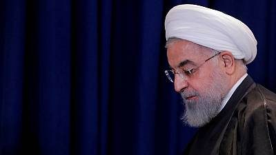 Rouhani seeks to shore up Iran's influence on Baghdad trip