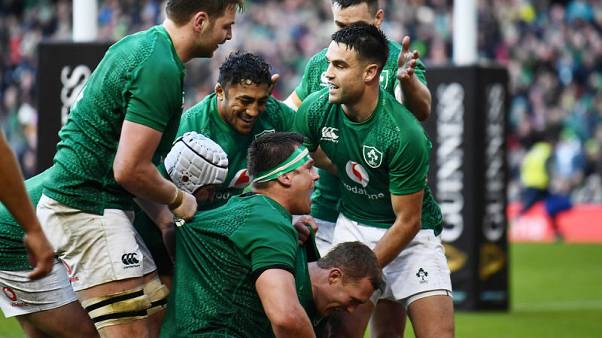Ireland find some Six Nations form with France win