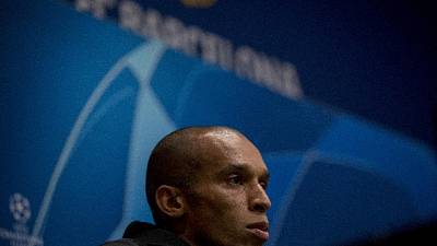 Inter: frattura al naso per Miranda