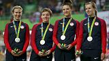 Cycling - U.S. Olympic medalist Kelly Catlin dies at age 23