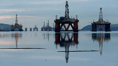 British oil, gas output rose 4 percent to 1.7 million boed last year