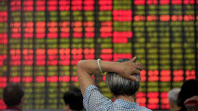 Asian shares struggle after U.S. payrolls shock