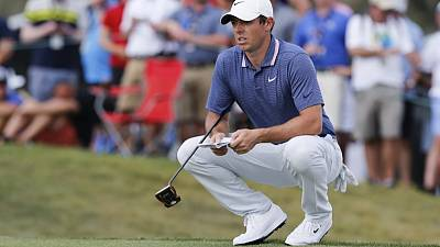 Golf - McIlroy fades at Bay Hill as title defence slips away
