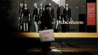 Debenhams in advanced talks to secure new loans in bid to block Mike Ashley coup
