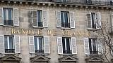Bank of France trims first-quarter French growth forecast to 0.3 percent