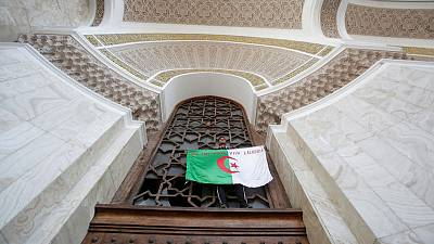 Hungry for change, Algerians press old guard to step aside