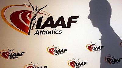 IAAF maintains ban on Russian athletics over doping scandal