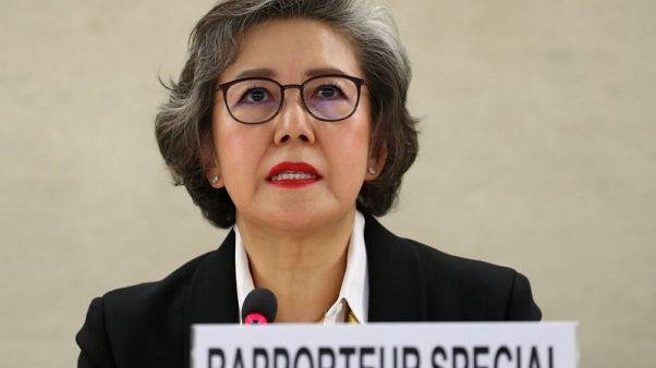 مقررة الأمم المتحدة بشأن ميانمار قلقة من ترحيل بنغلادش للروهينغا
