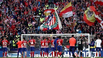 """Juve, Atletico twitta """"siamo pronti"""""""
