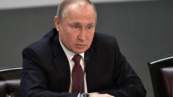 Kremlin says it's not Putin's place to answer Briton whose mother died in poisoning
