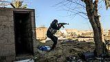 En Syrie, les forces antijihadistes reprennent leur assaut contre l'EI