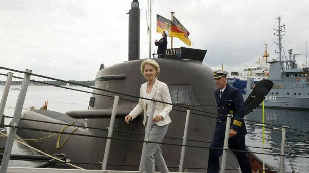Germany sees continued issues with readiness of submarines, aircraft