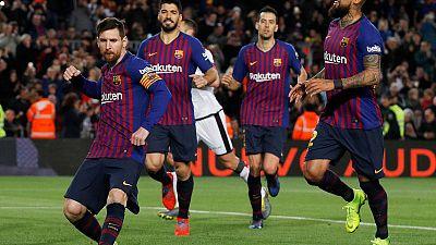 Talking points from the weekend in La Liga