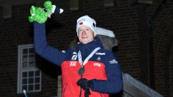 Mondiaux de biathlon: Boe, le nouveau cannibale