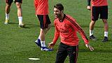 """Real Madrid: Ramos assume le """"désastre"""" sans se prononcer sur Solari"""