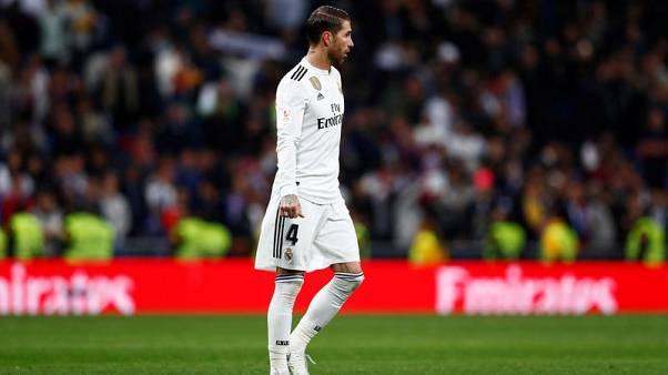 Real Madrid captain Ramos responds to critics after season crumbles