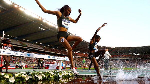 Athletics - Diamond League to cut meetings, disciplines by 2020