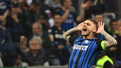 Inter: Icardi ancora a parte