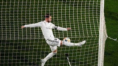 """S.Ramos """"giallo cercato errore al 200%"""""""