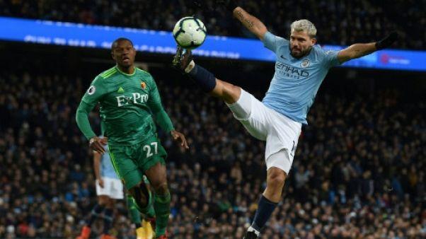 Manchester City: Agüero multiplie les buts et relègue Jesus dans l'ombre
