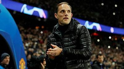 PSG keen to react like champions, says Tuchel