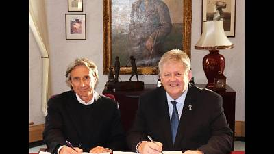 Argentario Golf nuova sede Pga European