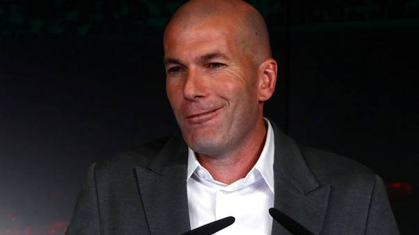 Zidane promises changes at Real as he replaces Solari