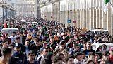 أكبر اتحاد عمالي جزائري يقول إن التغيير ضروري لكن يجب أن يكون سلميا