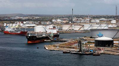Exclusive - Citgo, Valero try to return Venezuelan oil following sanctions: document