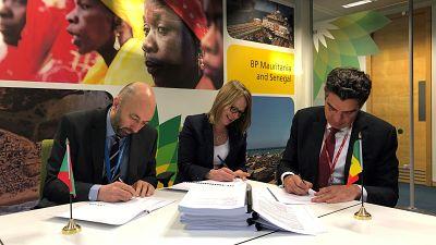 BP attribue des contrats à McDermott et BHGE pour le projet de gaz naturel de Greater Tortue Ahmeyim