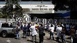 Doctors pray for sick as blackout batters Venezuelan hospitals