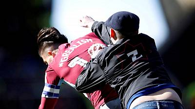 Man jailed for pitch attack on Aston Villa's Grealish