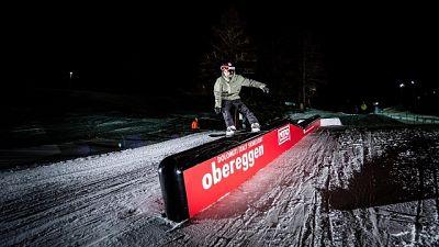 Obereggen torna capitale dello snowboard