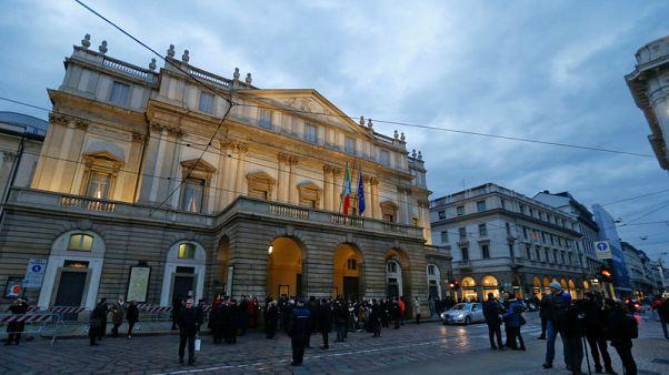 Italy's Salvini urges La Scala to snub Saudi cash