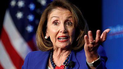 U.S. House Speaker - 'I'm not for impeachment': Washington Post