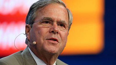 U.S. election commission fines Jeb Bush Super PAC, Chinese company