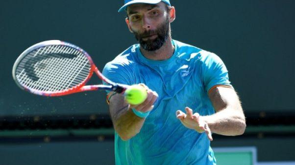 Tennis: l'inusable Karlovic poursuit sa route à Indian Wells
